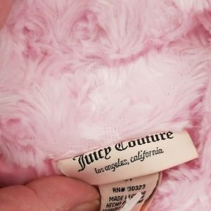 Juicy Couture Jackets & Coats - Juicy Couture Toddler Girls vest